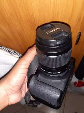 Canon 1300d with 18.7mp