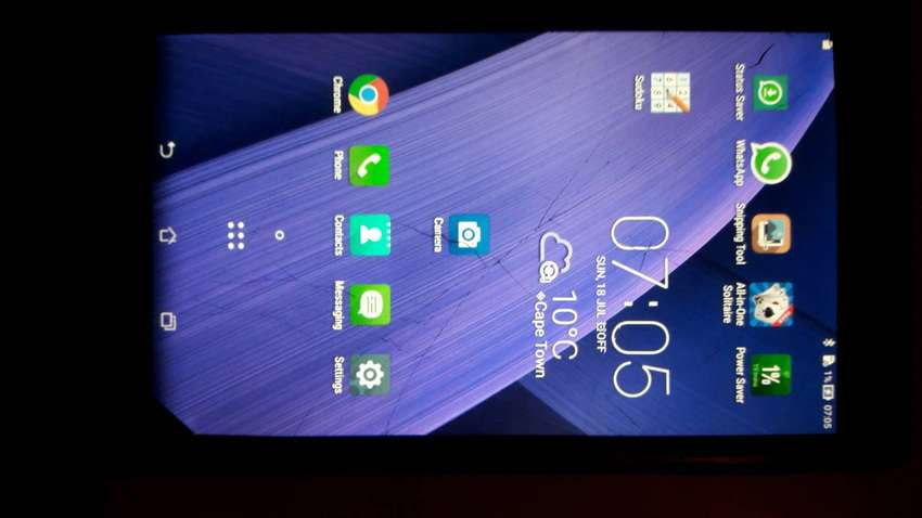 Asus tablet P01Y/ Z170CG screen & battery wanted