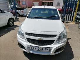2012 Chevrolet Utility 1.4 Bakkie with Service book