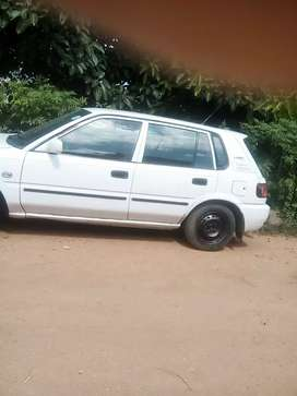 Toyota tazz forsale