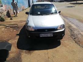 Corsa Lite 2003 model, daily runner, used for over a year
