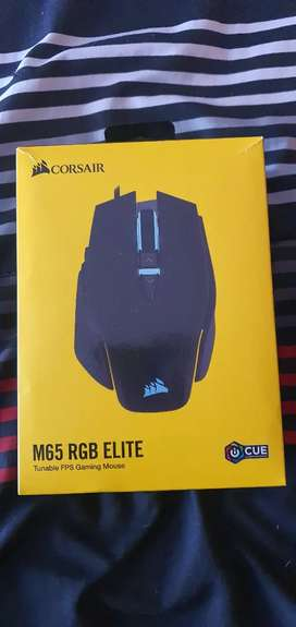 Corsair M65 Elite gaming mouse