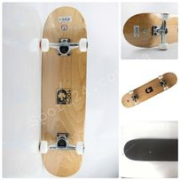 Скейт/Скейтборд Canadian Maple Black Канада (Mite Pro) клен