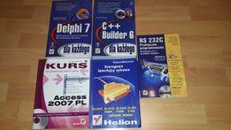 C++ Delphi 7 RS232 Access Helion