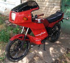 Мотоцикл Yamaha RD 80 MX оригинал Япония в идеале, для коллекционера