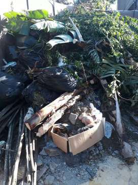 Got rubbish junk and garden refuse removal call us