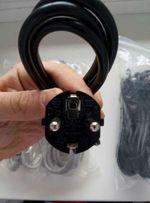 Кабель живлення, питания для системного блока,монитора 220 V