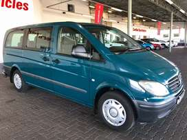 Mercedes vito 115 cdi 8 seater in immaculate condition.