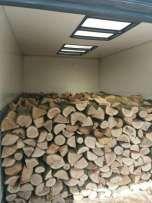 Дубовые дрова есть также акация граб и береза колотые