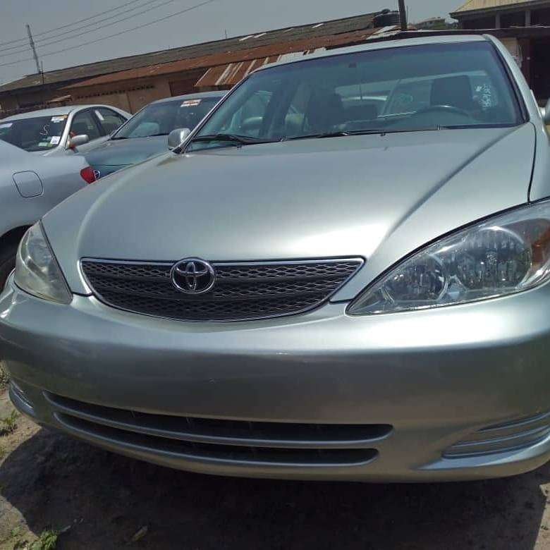 Tokunbo Toyota Camry 2004 0