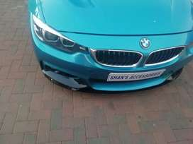 BMW F32 Front Lips