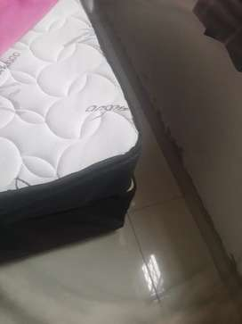 Brand new double pillow top bed