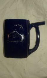 чашка с трубочкой ссср курортная