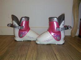 Buty narciarskie dziecięce Tecno Pro G40