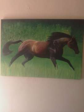 Stunning Horse Painting