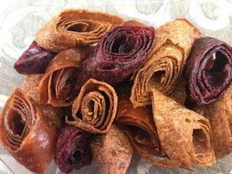 Пастила - конфета фруктово-ягодная натуральная