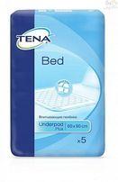 Пеленки впитывающие для младенцев Tena Bed Normal 60х90 см 5 шт