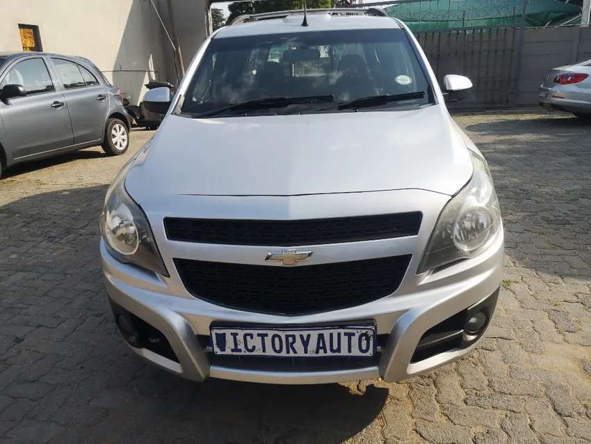 2013 Chevrolet 1.4 utility sports(FWD manual) for sale in South Africa