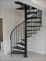 Лестницы винтовые от 19000 грн.. Индивидуальное изготовление.