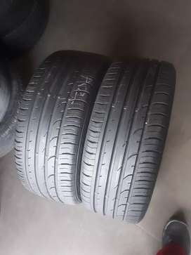 215/45R16 continental tyres