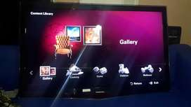 Samsung 55inch LCD tv with inbuilt game and many function