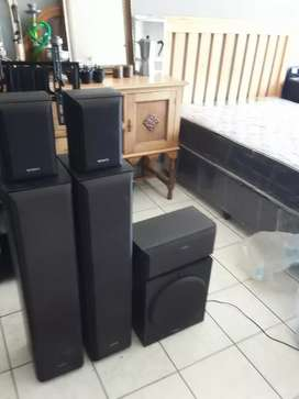 Speakers surround sound sony huge