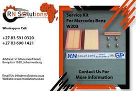 Service Kit for W203 Mercedes Benz