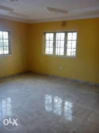 Newly built 2 bed room flat to let at governor road,ikotun. 0