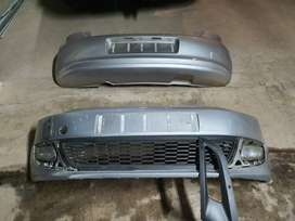 Polo 6 Rear and Front bumpers
