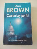 Książka Zwodniczy punkt Dan Brown