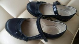 Туфли, туфельки кожаные