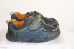 CLARKS first shoes mokasyny, buciki, r. 23/ang. 6,5