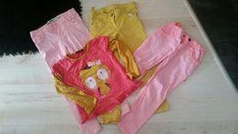 Spodnie skiny next 110-116