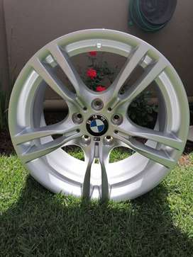 18  INCH BRAND NEW BMW MAGS CLEARING SALE