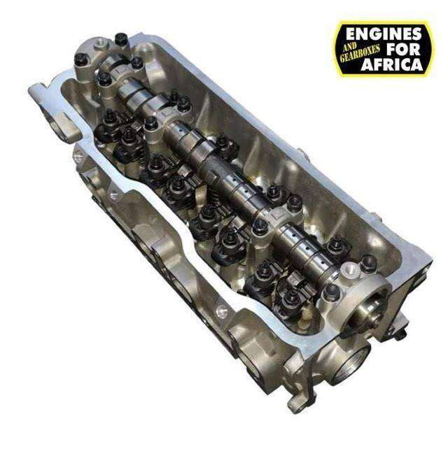 Toyota Tazz 1.3L Cylinder Head Complete New For Sale. 0