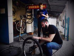 Ремонт вело-мото в Вольнянске