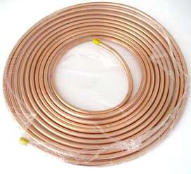 REFRIGERATION AIR CONDITIONING COPPER TUBING 1/4 15M