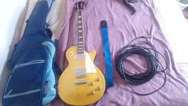 Eletric Guitar: Shancez Lez Paul Remake