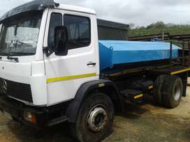 Very good condition water truck.