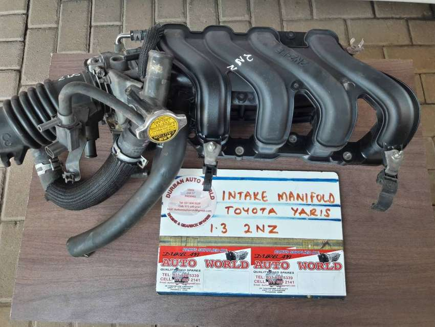 Toyota Yaris 1.3 2NZ Intake Manifold With Throttle Body For Sale 0