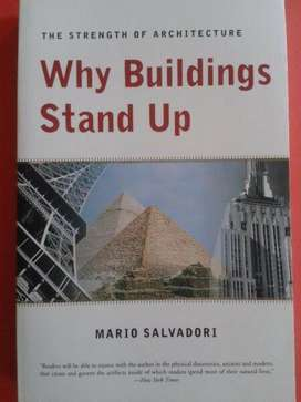Why Buildings Stand Up - Mario Salvadori.