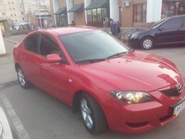 Mazda 3 седан 2006 г.в., BK12, 1,6 газ/бенз