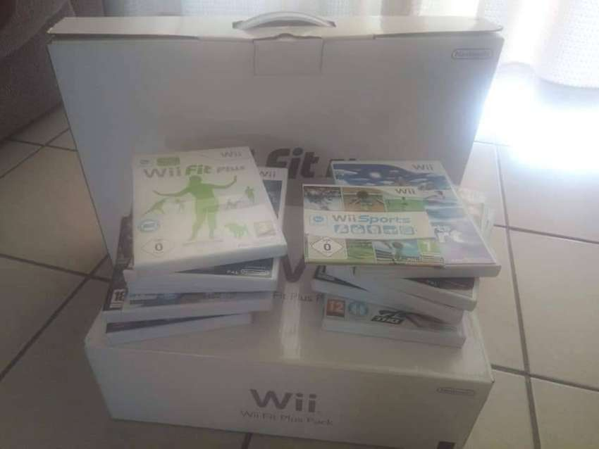 Nintendo Wii Gaming Set 0