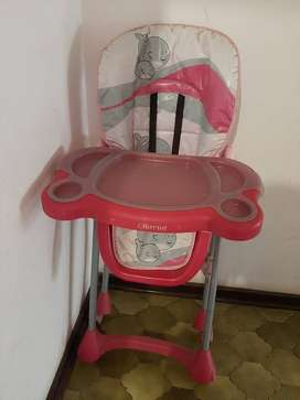 Chariot high chair