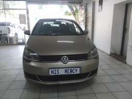2014 VW POLO VIVO 1.4 COMFORTLINE AUTOMATIC