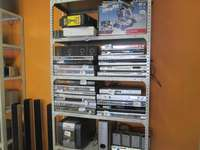 Image of Different Type Of DVD Player For Sale