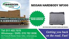 Nissan NP300 Radiators For Sale.