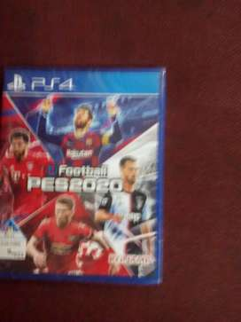 PS4 PES 2020  With affordable price