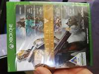 Image of Destiny the collection Xbox one game