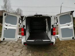 Zabudowa busa Peugeot Expert L3H1, podłoga, boki, nadkola